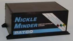 PC-8045 Nickel (Ni-Cd & Ni-MH) Battery Charger, 2.4 VDC to 24 VDC (2 cells to 20 cells); 0.2 Amps to 5.0 Amps