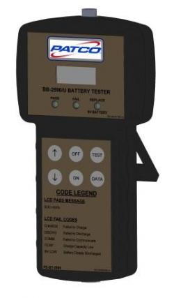 PE-BT-2590 BB-2590/U Battery Tester/Analyzer